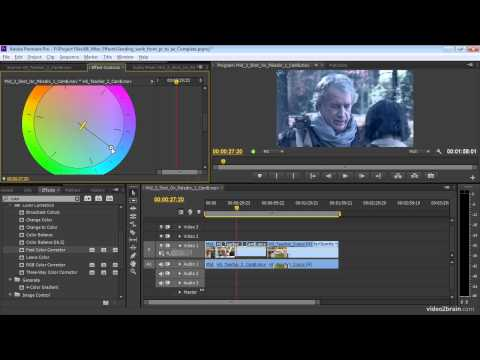 Sending Work from Premiere Pro to After Effects
