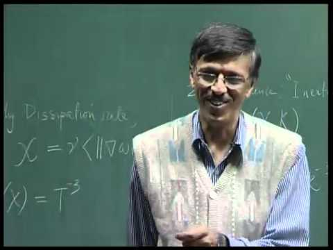Mod-01 Lec-39 Instability and Transition of Fluid Flows