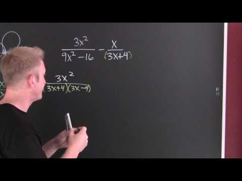 Adding and Subtracting Rational Expressions.mov