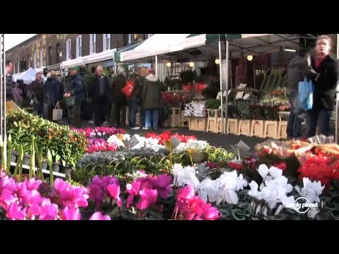 Exploring East London in 2012 - Lonely Planet travel video