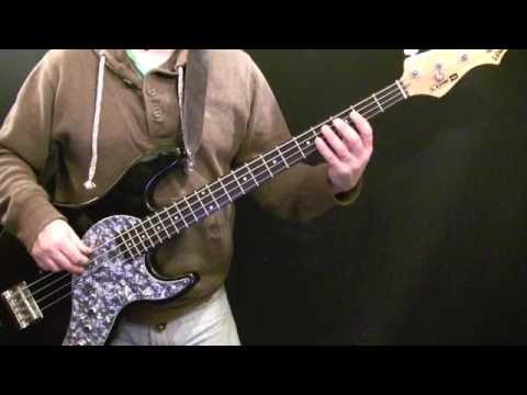 How To Play Bass On Brown Eyed Girl