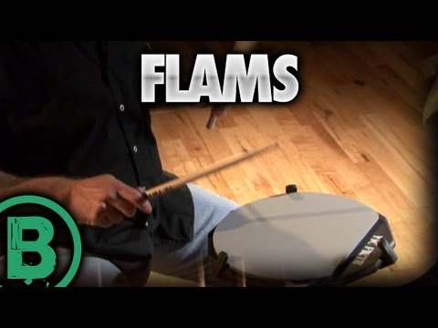 Flams - Drum Rudiment Lessons