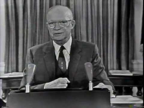 "Eisenhower's ""Military-Industrial Complex"" Speech Origins and Significance"