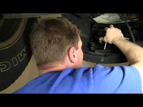 How To Install Replace Fog light Ford Explorer and Sport Trac 01-05 1AAuto.com
