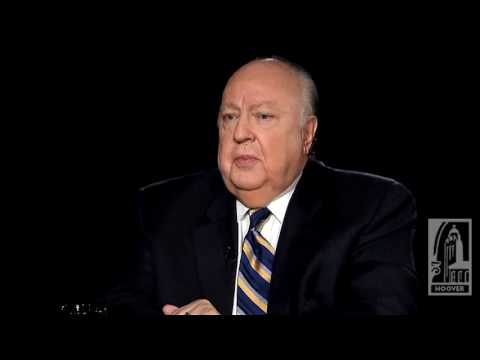 Interview with Roger Ailes, president of Fox News Channel