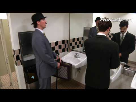 How To Handle an Accidental Bathroom Encounter