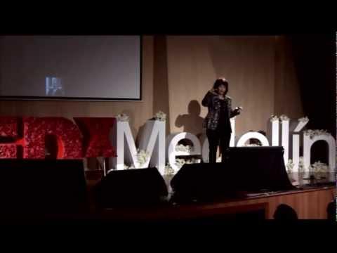 TEDxMedellin - Alicia Mejía - No hay picnic sin hormigas