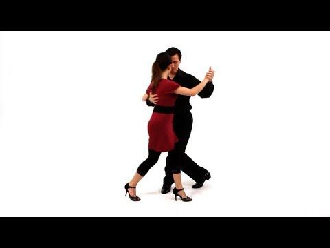 Dancing the Argentine Tango: Grapevine (Giro or Molinete)