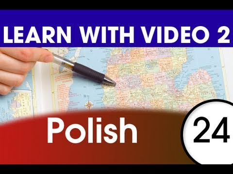 Learn Polish with Video - 5 More Must-Know Polish Words 1