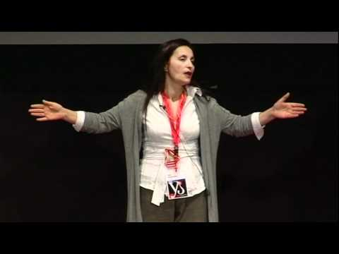 TEDxThessaloniki - Eleni Dimopoulou - Meet Μe On Common Ground