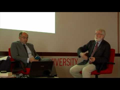 "VIU Lecture 2010 ""The Crisis of Modernity in China"" - Sean Golden - part 4"