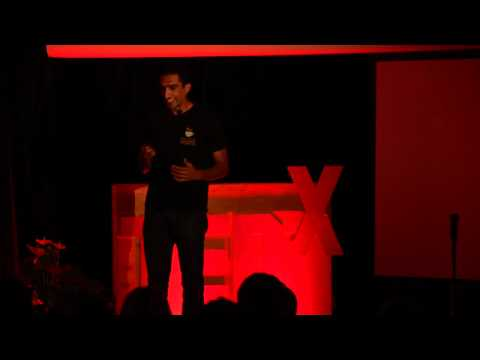 TEDxHultBusinessSchoolSF - Nikhil Arora - Turning Garbage into Gourmet Food