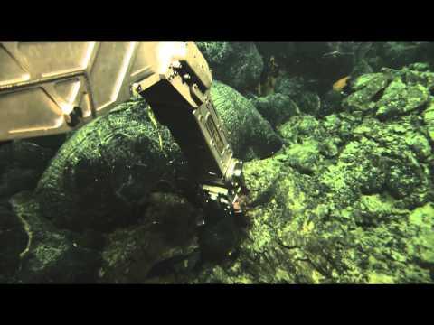 Underwater Volcano Erupts as Predicted