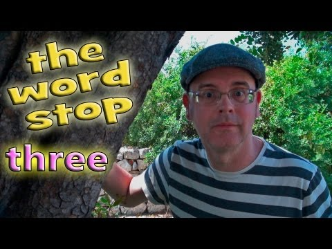 The Word Stop - 3 -  ANTAGONISE