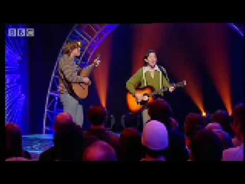 Julius Caesar Band reunion sketch - Comedy Shuffle - BBC