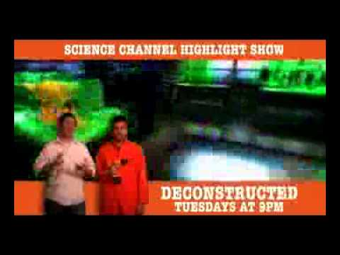 Science Channel Highlight Show *