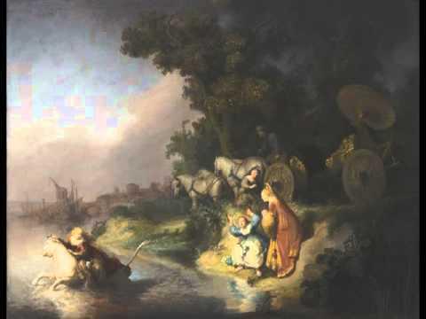 The Abduction of Europa, Rembrandt Harmensz. van Rijn