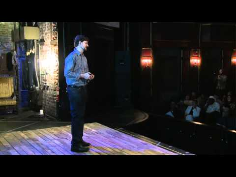 TEDxNOLA - Matt Wisdom - Managing City IT in a Crisis