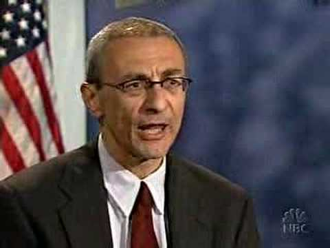 The State of the Union - John Podesta on NBC Nightly News