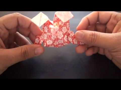 Origami Daily - 212: Balloon Fish (Tetraodontidae) - TCGames [HD]