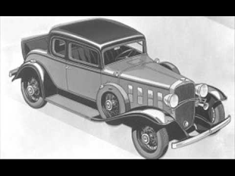 Radio Ad for 1932 Chevrolet