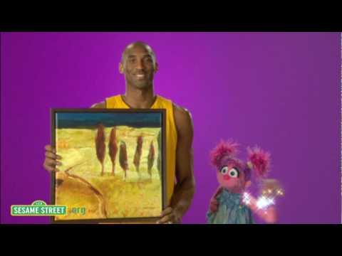 Sesame Street: Kobe Bryant: Miniature