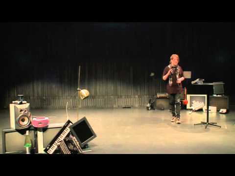 TEDxReykjavik - Alison MacNeil - Exit Only (or How to Avoid 5 Million German Marching Bands)