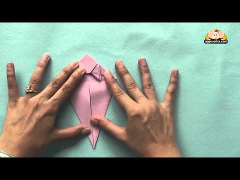 Origami - Learn to make a Cat