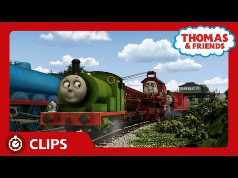 Thomas & Friends: Percy Learns a Lesson - US