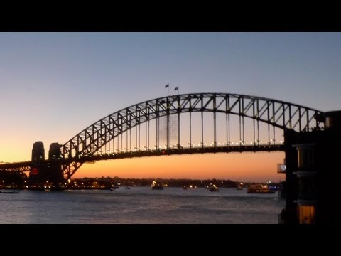 Sydney Harbour Bridge - Periodic Table of Videos