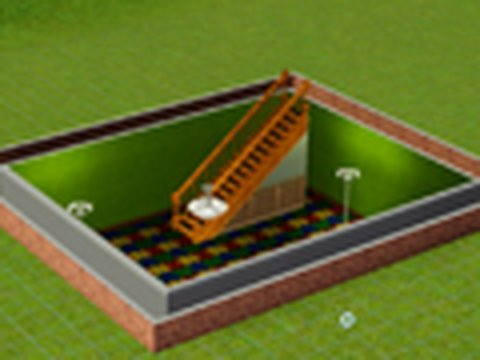 The Sims 3: Create a Basement