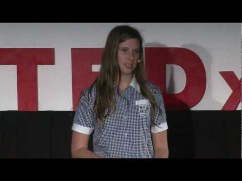 TEDxMacquarieUniversity - Chantelle Baxter - Educating and Empowering Women