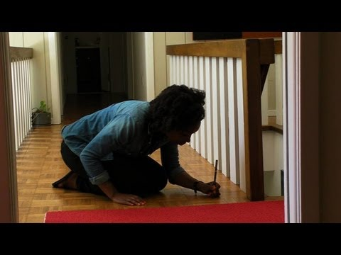 Quick Tips: How to Camouflage Wood Floor Scratches