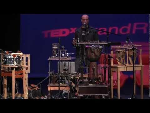 TEDxGrandRapids - Patrick Flanagan - Innovate: Cyborg Musicality