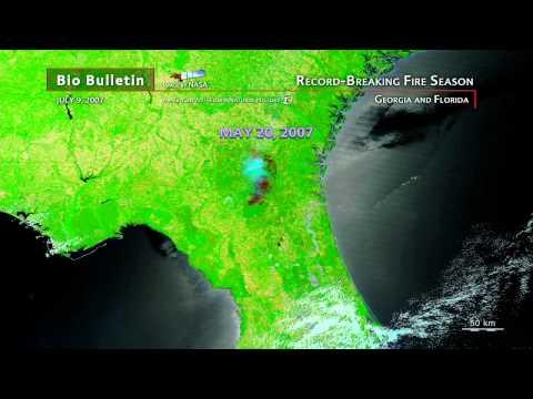 Science Bulletins: Record- Breaking Fire Season