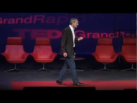 TEDxGrandRapids - Robert Fuller - Innovate: Wonder