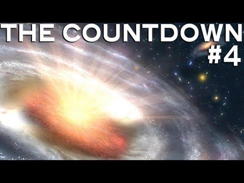 Star Crushing Black Holes! - The Countdown # 4