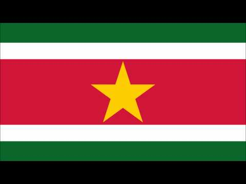 National Anthem of Suriname | Volkslied van Suriname