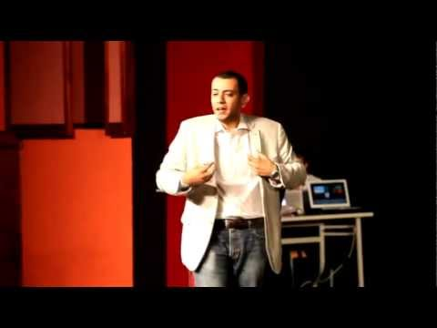 TEDxCairo - Mohamed Abdel-Mottaleb - What Newton Didn't See Coming