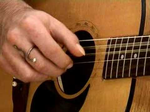 Rudolph The Red Nose for Solo Guitar #2of3 (Christmas Songs Guitar Lesson ST-102) How to play