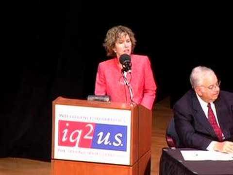 Undocumented Immigrant Debate: Heather Mac Donald (2 of 12)