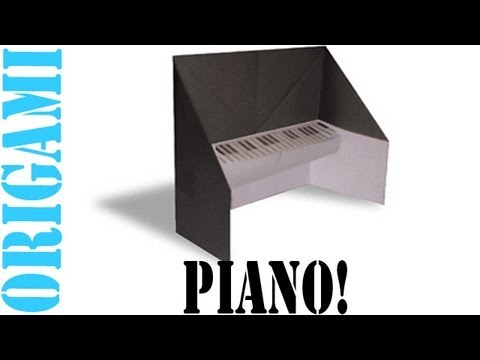Origami Daily - 289 Easy Piano - TCGames [HD].