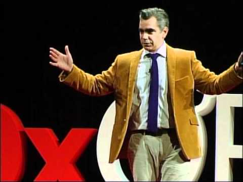 TEDxO'Porto - Paul Bay - Elegance in business