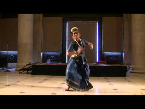 South Indian Dance with Bharatanatyam Dancer Pallavi Sriram