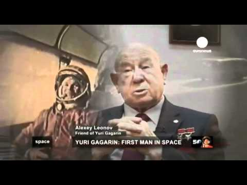 Yuri Gagarin: The First Man in Space. YouTube Space Lab With Liam & Brad