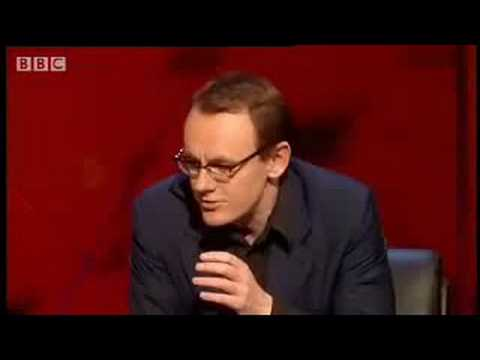 What Rhymes With Orange?- QI - BBC comedy panel show