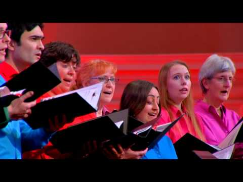 Sun Stone from Cantos Sagrados (James MacMillan): London Oriana Choir at TEDxHousesofParliament