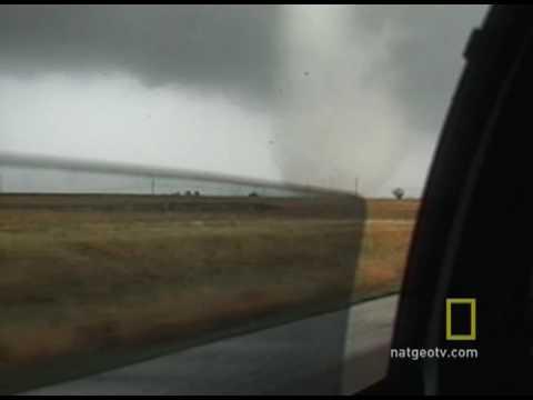 News Crew Hit by Tornado