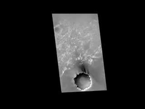 Three years on Mars- Opportunity's Story