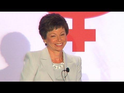 Valerie Jarrett Praises Yahoo for Hiring Pregnant CEO